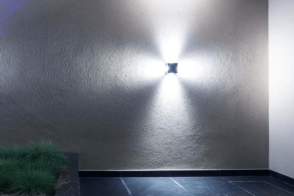 Ben jij op zoek naar een wandlamp op zonne-energie?
