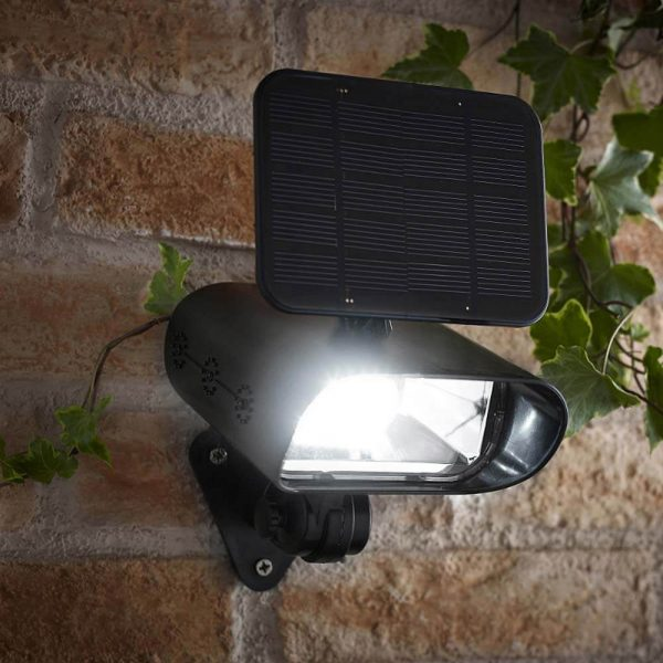 Solar spotlight LED - Schijnwerper - 2