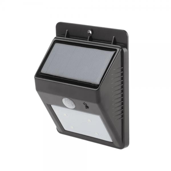 Solar wandlamp met bewegingssensor beveiligingslamp