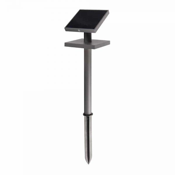 Solar pilaar - Italiaans Design - Phillips Warm witte LED