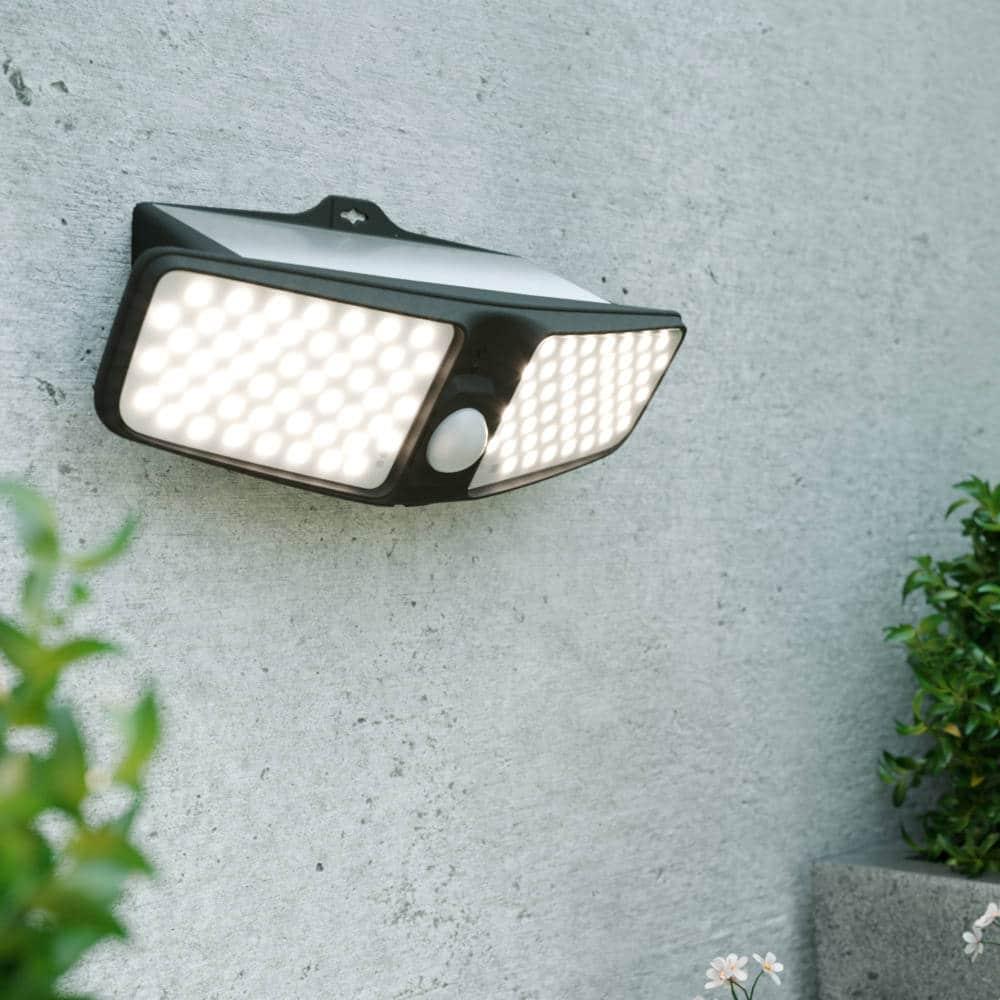 Solar security light premium